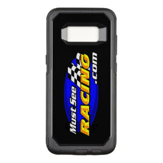 Must See Racing phone cover for S8 OtterBox Commuter Samsung Galaxy S8 Case