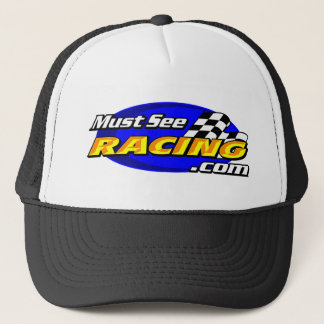 Must See Racing Trucker Hat