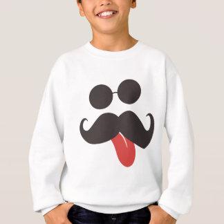 Mustache Collection Sweatshirt