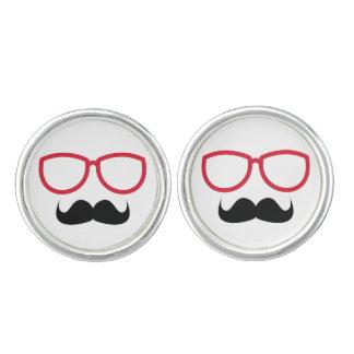Mustache Cufflinks