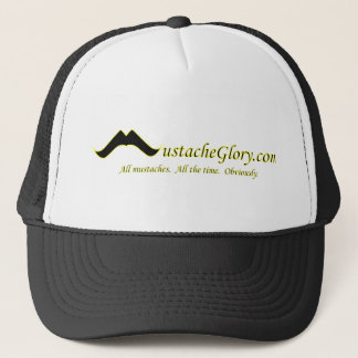 Mustache Glory Hat