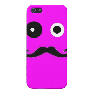 Mustache guy case for the iPhone 5