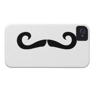 Mustache iPhone 4 Case-Mate Case