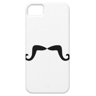 Mustache iPhone 5 Cover