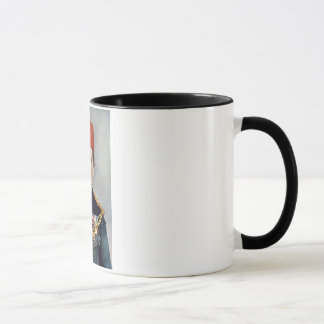 Mustache Man Kitchener mug
