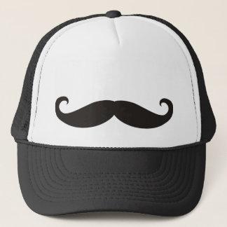 Mustache / Moustache / Schnurrbart Trucker Hat