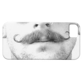 Mustache Nose Ring Guy Phone Case