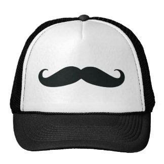 Mustache Stache Trucker Hat