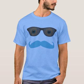mustache & sunglasses shirt
