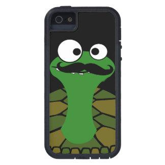 Mustache Turtle iPhone 5 Case