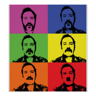 Mustacheology Posters