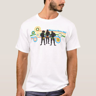 Mustachio Bashio 2007 T-Shirt