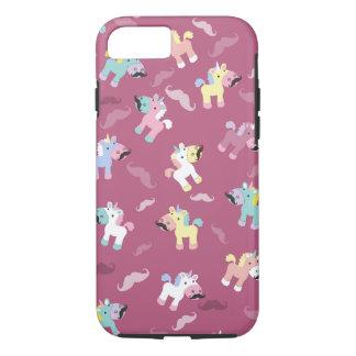 Mustachio Unicornio iPhone 8/7 Case
