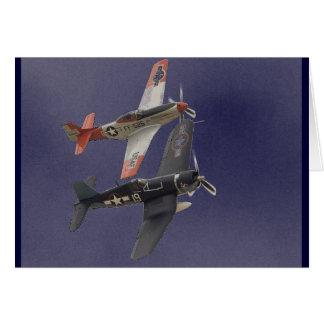 Mustang & Corsair Card
