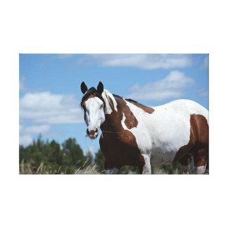 Mustang Custom Canvas Print (30.18"x19.12")1.5",