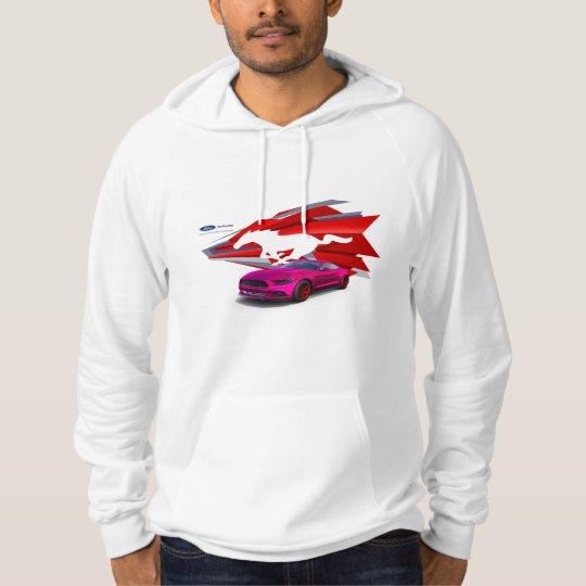Mustang Customizer Men's Hoodie