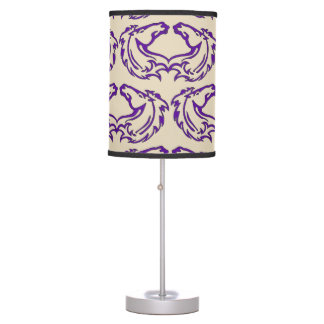 Mustang Double Table Lamp