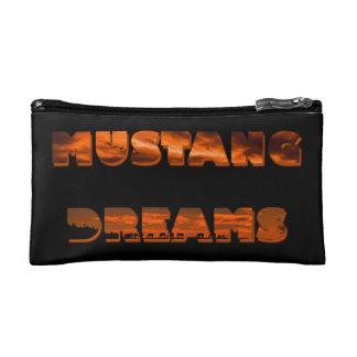 Mustang Dreams - Small Cosmetic Bag
