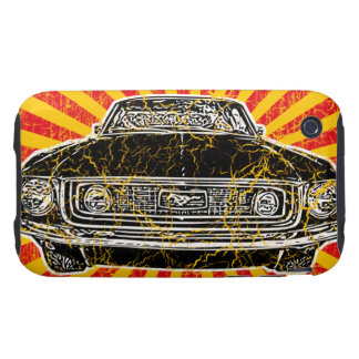 Mustang GT Tough iPhone 3 Cover