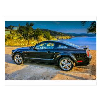 Mustang GT Postcard
