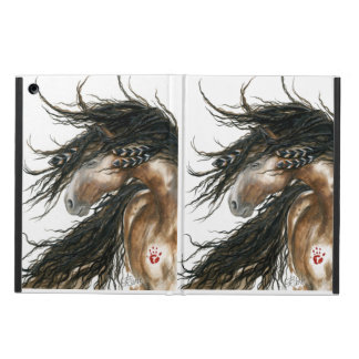 Mustang Horse by BiHrLe iPad air iPad Air Cases