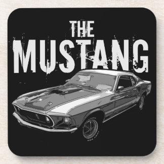 Mustang mechanical power coaster