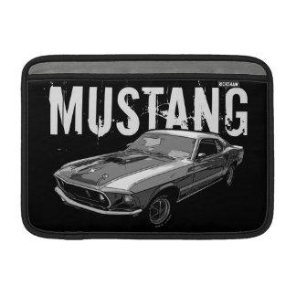 Mustang mechanical power sleeve for MacBook air