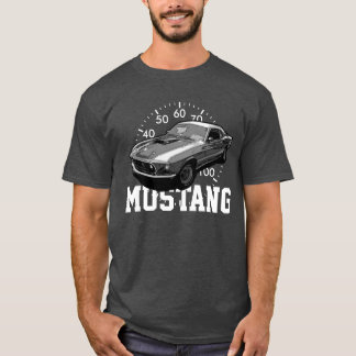 Mustang mechanical power T-Shirt