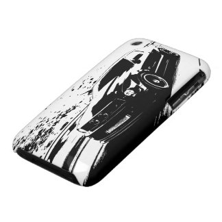 Mustang Rolling shot iPhone 3 Covers