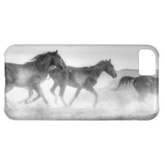 Mustang Run iPhone 5C Cover