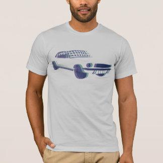 Mustang Silk Screen T-Shirt