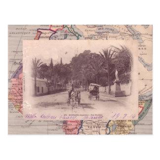 Mustapha, 1904 postcard