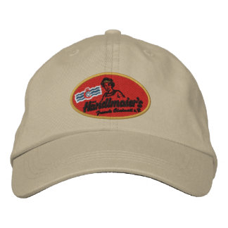 Mustard Club Logo ballcap Embroidered Hat