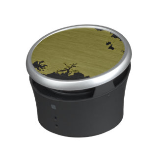 Mustard nature portable music speaker