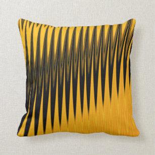 mustard yellow pillows cushions zazzle ca. Black Bedroom Furniture Sets. Home Design Ideas