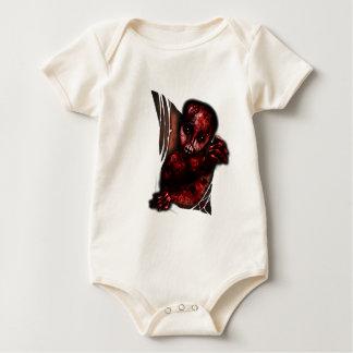 Mutant Chestburster Baby Monster Baby Bodysuit