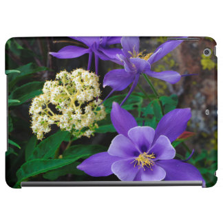 Mutant Columbine Wildflowers Case For iPad Air