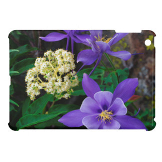 Mutant Columbine Wildflowers Cover For The iPad Mini
