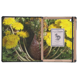 Mutant Dandelion Covers For iPad