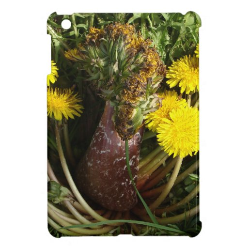 Mutant Dandelion Cover For The iPad Mini