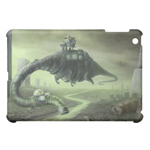 mutant encounter iPad mini cover