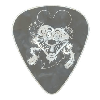 Mutant Honk Guitar Picks! Pearl Celluloid Guitar Pick