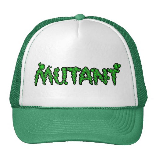 Mutant Truckers Hat