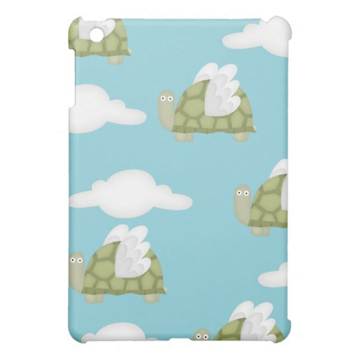 Mutant turtles iPad mini case