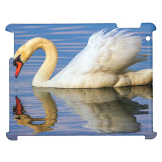Mute swan, cygnus olor case for the iPad 2 3 4
