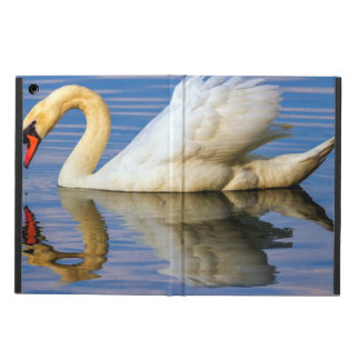Mute swan, cygnus olor iPad air cover