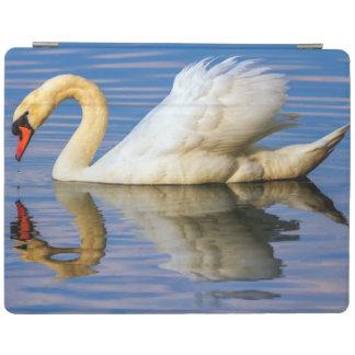 Mute swan, cygnus olor iPad cover
