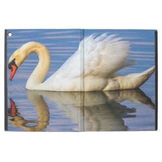 "Mute swan, cygnus olor iPad pro 12.9"" case"