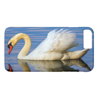 Mute swan, cygnus olor iPhone 8 plus/7 plus case