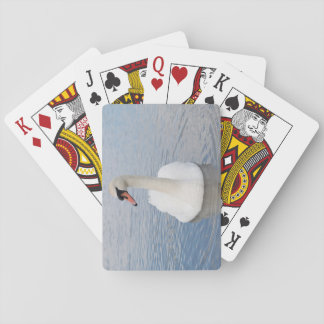 Mute Swan Playing Cards